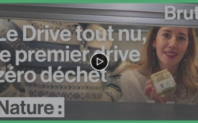 Le premier Drive 100% ZÉRO DECHET a ouvert ses portes à Toulouse
