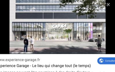 Découvrez «GARAGE» bientôt au 34 Boulevard Carnot à Lille !