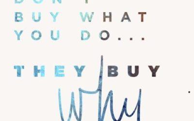 Il n'est jamais trop tard pour trouver son #pourquoi et croire en soi !