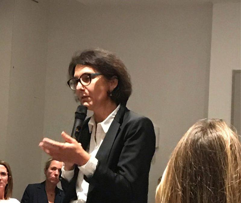Talk Nathalie Balla Co-owner et CEO La Redoute avec Curiosity Club chez Solange Marguerite et les autres
