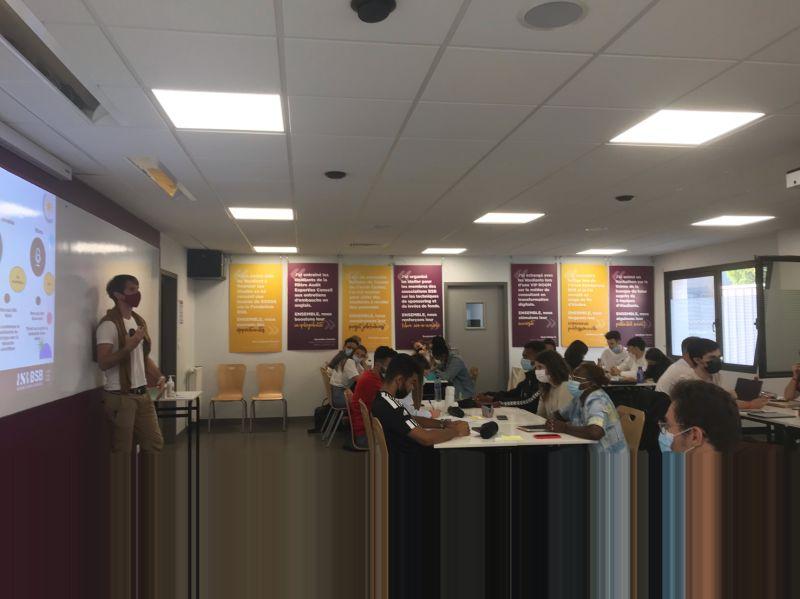 Découvrez l'Innovation Sprint Burgundy School of Business !